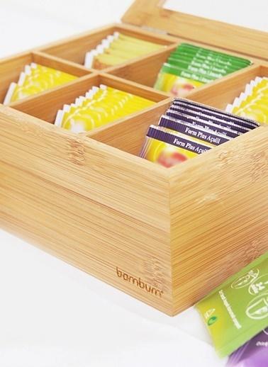 Bambum Saklama Kabı Renksiz